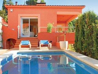 3 bedroom Villa in Sant Pol de Mar, Costa De Barcelona, Spain : ref 2222728 - Sant Iscle de Vallalta vacation rentals