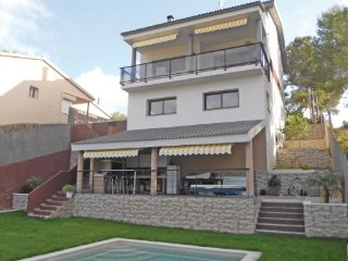 4 bedroom Villa in Sitges, Costa De Barcelona, Spain : ref 2222878 - Canyelles vacation rentals