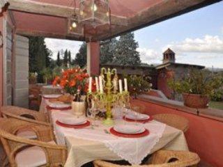 5 bedroom Villa in Pieve A Maiano, Arezzo Area, Tuscany, Italy : ref 2230519 - Ponticino vacation rentals