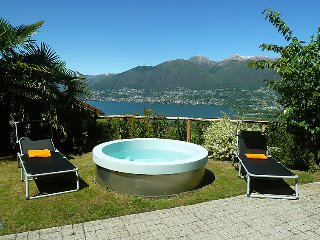 3 bedroom Villa in Magadino, Ticino, Switzerland : ref 2236517 - Magadino vacation rentals