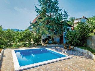 4 bedroom Villa in Novi Vinodolski-Bribir, Novi Vinodolski, Croatia : ref - Bribir vacation rentals