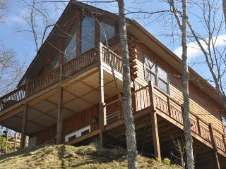 Northern Sky - Mountainside Cabin with Hot Tub, Spectacular View, Fire Pit and - Whittier vacation rentals
