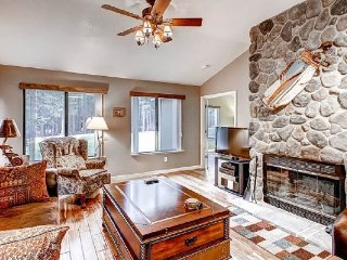 #269 TAMARACK Stunning decor and excellent location!!! $160.00-$195.00 BASED ON - Plumas County vacation rentals