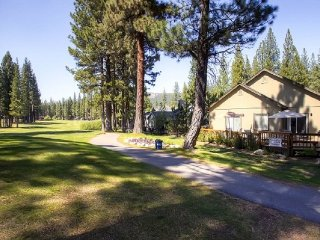 #101 COTTONWOOD Fantastic Large Home with extra Apartment $325.00-$375.00.00 - Blairsden vacation rentals