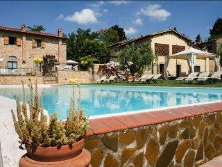 2 bedroom Apartment in Certaldo, Toscana, Italy : ref 2244408 - Marcialla vacation rentals