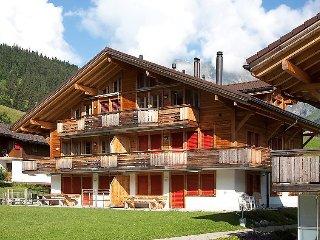 2 bedroom Apartment in Adelboden, Bernese Oberland, Switzerland : ref 2250106 - Adelboden vacation rentals