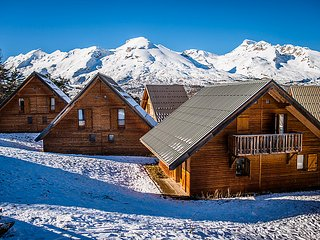 3 bedroom Apartment in Superdévoluy, Southern Alps, France : ref 2253429 - Le Devoluy vacation rentals