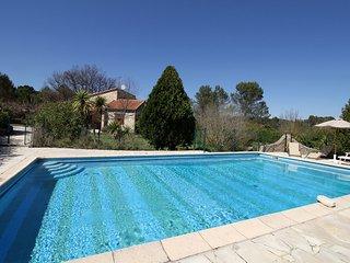 4 bedroom Villa in Les Arcs, Provence, France : ref 2255453 - Les Arcs sur Argens vacation rentals