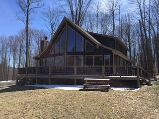 Buck`s Branch - 123 Aspen Knoll Road - Canaan Valley vacation rentals