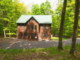 Spacious House with Internet Access and Hot Tub - Canaan Valley vacation rentals