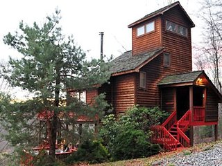 Mountain Mama - 65 Snow Run Road - Canaan Valley vacation rentals