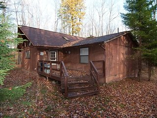 Mountain Treat - 504 Bobcat Road - Canaan Valley vacation rentals