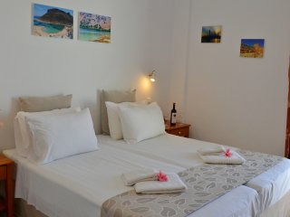 Melina's House-One bedroom apartment, 2-4 people - Kato Stalos vacation rentals