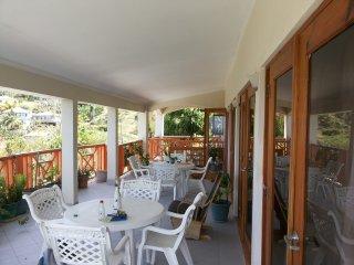 TROPICAL PARADISE VIEW ( sugar apple room #5) - Anse La Raye vacation rentals