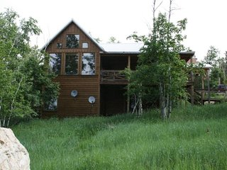 High Ridge Trail Lodge - Spring Special of $195!! - Lead vacation rentals