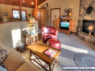 1BR Cottage Nestled at Yonahlossee Resort, King Bed, Jetted Tub, Fireplace - Boone vacation rentals