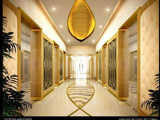One Bedroom Apartment in a Top Luxury Building For Your Infinity Comfort - Dubai vacation rentals