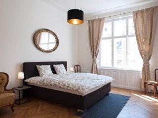 3 bedroom Royal Apartment - historical center - Prague vacation rentals