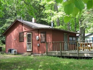 Old Stoney`s Resort - Musky Cabin - Arbor Vitae vacation rentals
