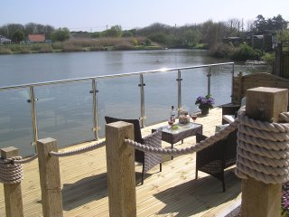 Perfect Chalet with Deck and Internet Access - Sutton-on-Sea vacation rentals