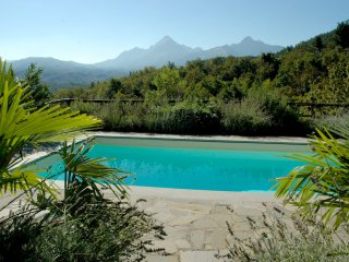 Luxury Villa in Tuscany with Private Pool and Spectacular Mountain Views - Casola in Lunigiana vacation rentals
