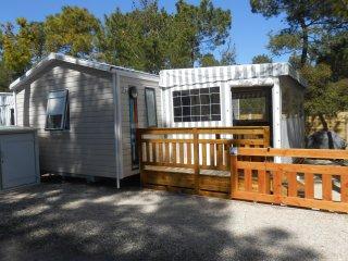 location mobilhome 4 pers terrasse couverte fermée - Saint-Jean-de-Monts vacation rentals