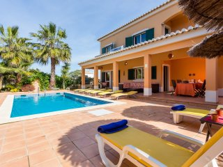 Rent  Abilio´s Charming Villa near Alvor 8 people with a private ligthed pool. - Alvor vacation rentals