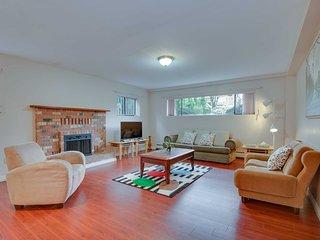 Prime Location Suite Sleeps 9 - Vancouver vacation rentals