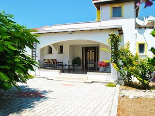 Villa Butterfly sleeps 8 people with 4 bedrooms and 2 bathrooms - Karsiyaka vacation rentals