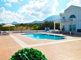 Villa Roman sleeps 6 people with 3 bedrooms and 3 bathrooms. - Catalkoy vacation rentals