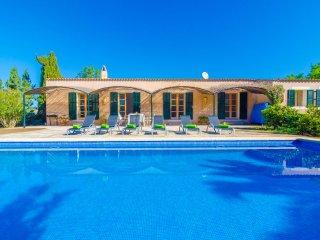PETIT LLOMBARDS - villa for 6 people in Es Llombards, Santanyí - Es Llombards vacation rentals