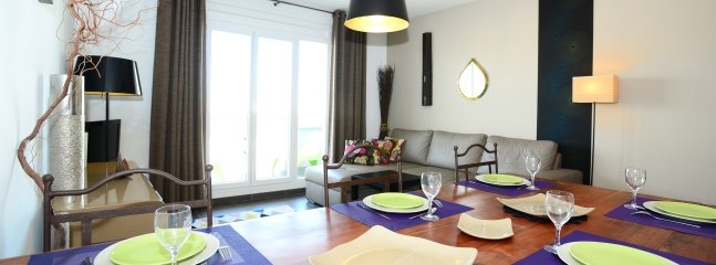 Perfect Condo with Balcony and Parking - Villeurbanne vacation rentals