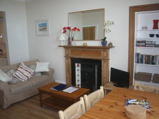 Aviemore 2 bedroom seaside apartment North Berwick - North Berwick vacation rentals