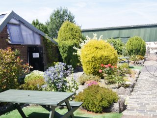 Birchenfields Farmf Flexible self catering accommodation for up to 12 persons - Cheadle vacation rentals