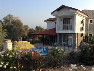 Family Villa sleeps up to 12,  private pool, garden including toddlers pool. - Mugla vacation rentals