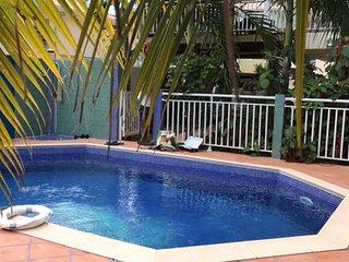 Apartment in Le Lamentin w/ pool - Le Lamentin vacation rentals