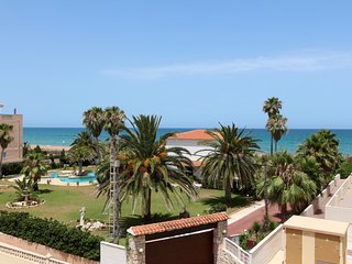 Very cozy apartment by the sea in 2 km from Denia! - La Carrera vacation rentals