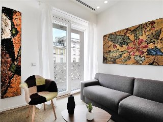 Modern and renovated 2bdr in the center of Milan - Milan vacation rentals