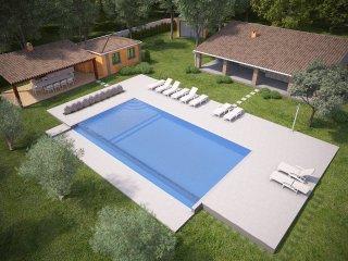 Nice Villa with Internet Access and A/C - Tar-Vabriga vacation rentals