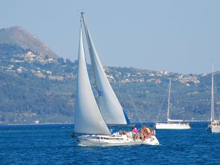 sailing trips  to Sporades islands and daily  cruses to Lichadonisia islands. - Raches vacation rentals