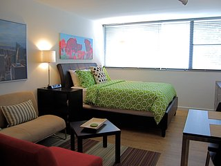 Comfortable Atlanta Studio rental with Internet Access - Atlanta vacation rentals
