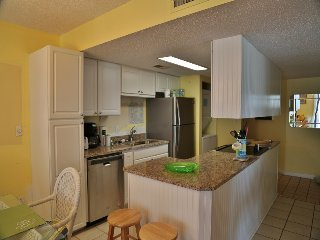 Gulf Front Condo at Regatta 206B - Close to Town - 3BR/2BA - Gulf Shores vacation rentals