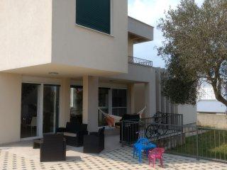 VILLA MATHILDE modern new house near to the Sea - Island Ugljan vacation rentals