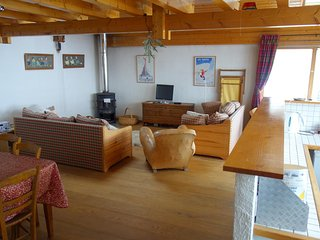 Beautiful Chalet with Television and Microwave - Veysonnaz vacation rentals