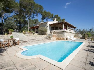 3 bedroom Villa in Selva, Mallorca, Mallorca : ref 2257866 - Selva vacation rentals