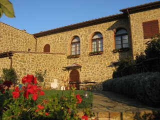 2 bedroom Apartment in Asciano, Tuscany, Italy : ref 2266213 - Torre A Castello vacation rentals