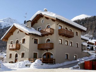1 bedroom Apartment in Livigno, Lombardy, Italy : ref 2269761 - Livigno vacation rentals