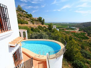 Beautiful 2 bedroom Pego House with Internet Access - Pego vacation rentals