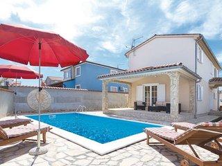 3 bedroom Villa in Barbariga-Betiga, Barbariga, Croatia : ref 2277284 - Barbariga vacation rentals