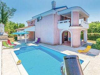 4 bedroom Villa in Krk-Dobrinj, Island Of Krk, Croatia : ref 2278110 - Rasopasno vacation rentals